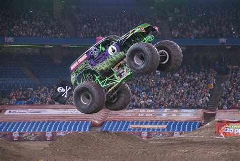 grave digger truck schedule petco park to host annual jam motocross events kpbs