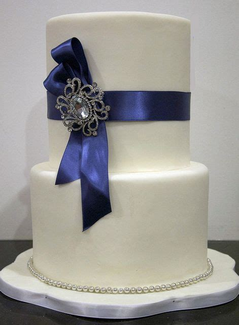 Blue Ribbon Cake Decorating by 42 Best Images About Wedding Cake On Brooches Lace And Flowers