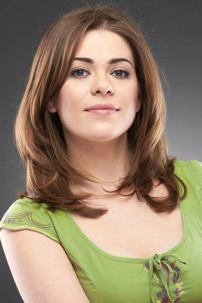 shoulderlength volume haircut shoulder length layered hair