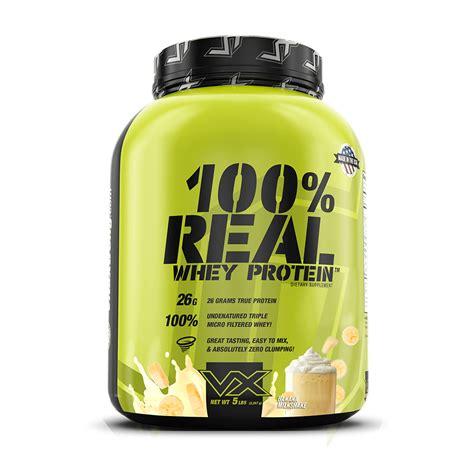 Whey Protein On 100 whey protein