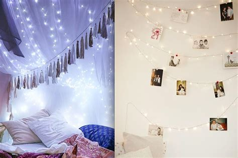 super cozy ways   string lights   home