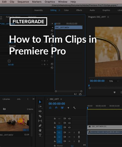 adobe premiere pro how to cut a clip photography and photo editing tutorials archives filtergrade