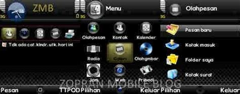iphone themes sis tema s60v2 iphone theme s60v2 edition zopran mobile blog