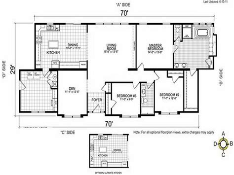 mobile home plans double wide double wide mobile home plans joy studio design gallery
