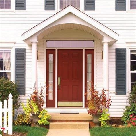 new portico for your home by wendel home center wendel