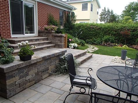 Outdoor Garden Description Gardens And Outdoor Living Areas Manor Landscaping