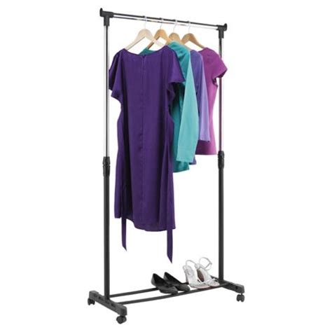 buy tesco stainless steel clothing rail from our garment