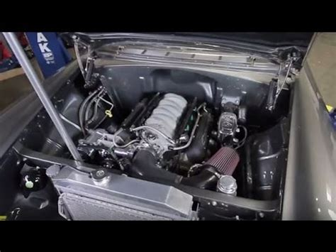 chevy ls engine parts swap conversion install overview how