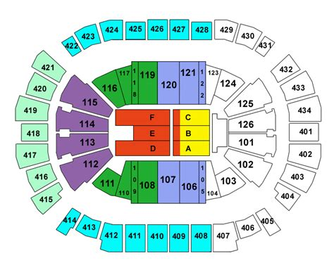 Toyota Center Seating Maroon 5 Toyota Center Tickets February 17 2015 At 7 30