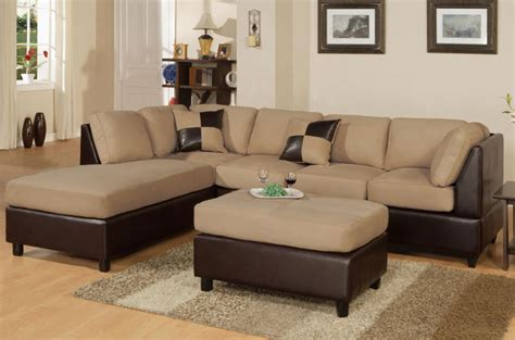 Sofa Set Pictures by Sacramento Hazelnut Sectional Sofa Set At Gowfb Ca