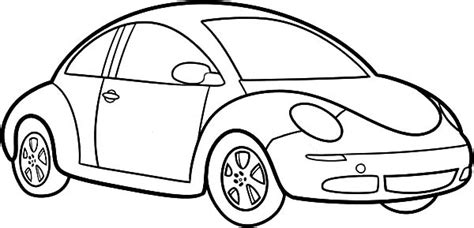 simple car coloring pages printable 11 image colorings net colouring pages of easy cars pages transport simple