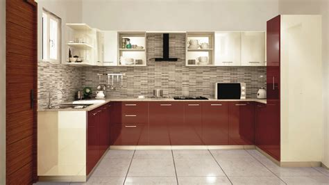 U Shaped Modular Kitchen Designs Prices Homelane India Kitchen Designs And Prices