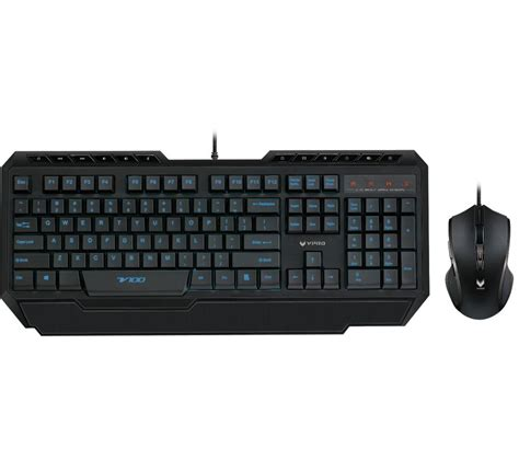 Mouse Keyboard Vpro V100 Gaming Keyboard Mouse Set Deals Pc World