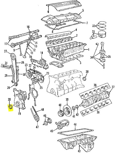 2002 Bmw 325i Parts Diagram Automotive Parts Diagram Images