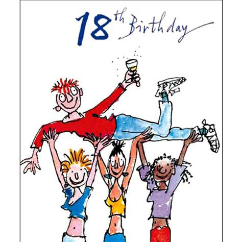 18th Birthday Cards For Guys