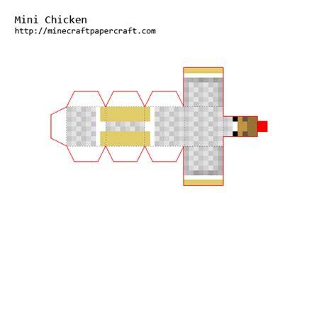 Animals Coelacanth Miniature Papercraft papercraft mini chicken paper craft papercraft minis and craft