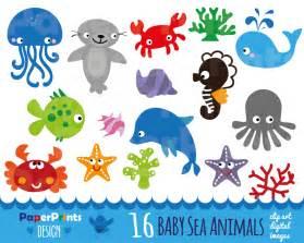 sea life clipart many interesting cliparts