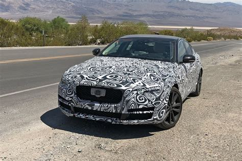 Jaguar Xe Facelift 2020 2020 jaguar xe facelift spied testing in the heat