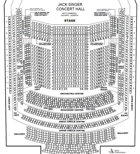 schnitzer concert seating chart do you how many show up at arlene schnitzer