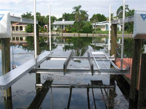 used boat lift values boat lift miami jacksonville charleston mobile