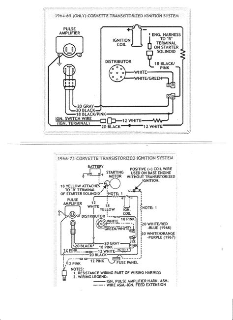 transistor ignition wiring diagram efcaviation