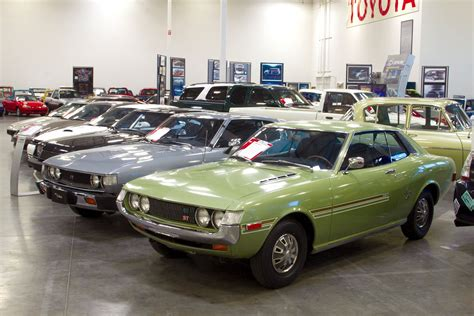 Toyota Museum Toyota Club Petitions Toyota To Keep Its U S Museum In So