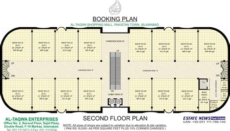 shopping mall floor plan building plans pakistan shopping center