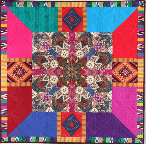 Guatemalan Quilt by Quilt Inspiration Q I Classics Quilts Of Guatemala By Priscilla Bianchi