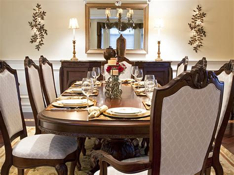 Traditional Dining Room Tables by 301 Moved Permanently
