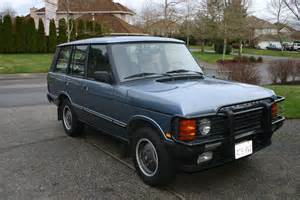 1990 land rover range rover images pictures and