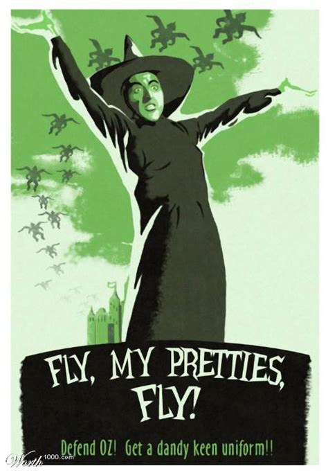 Flying Monkeys Meme - the flying monkeys the widdershins