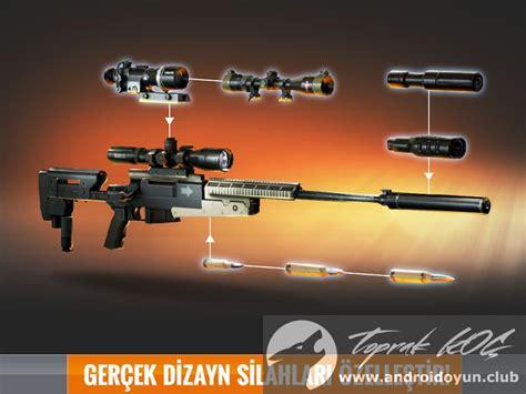 sniper 3d assassin 1 7 mod apk with unlimited money and sniper 3d assassin v1 7 mod apk para hileli