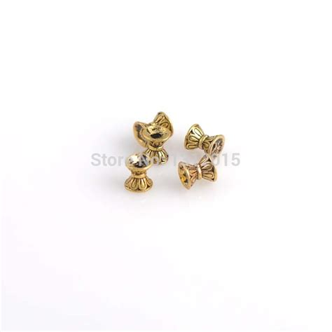 Wholesale Beads Hot sell Antique Gold Alloy Spacer Beads