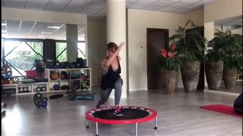 esercizi con il tappeto elastico laus kinetic centro di rieducazione motoria