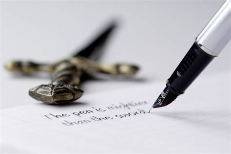 Pen Is Mightier Than Sword Essay by Interesting Words And Expressions The Pen Is Mightier Than The Sword Ebg