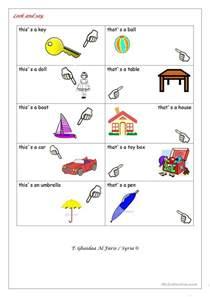 this and that worksheet free esl printable worksheets