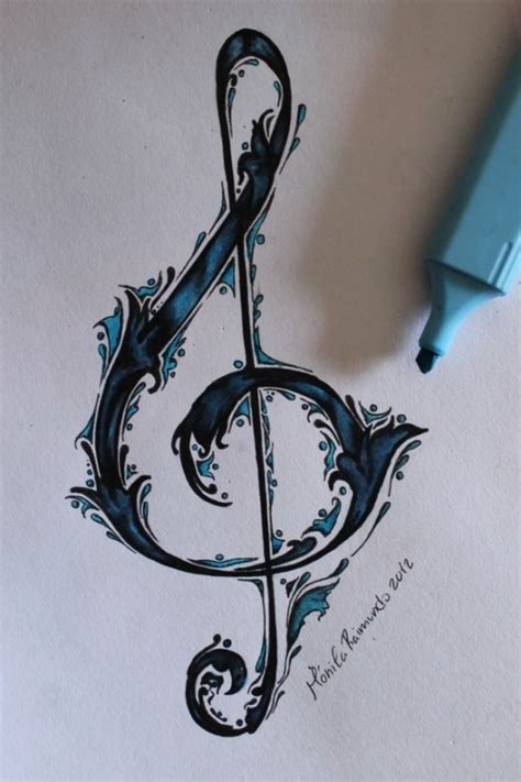 tattoo flash music amazing pictures must seen music tattoo art