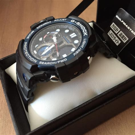 Casio G Shock Gn 8600 casio g shock gulfmaster gn1000b 1a review