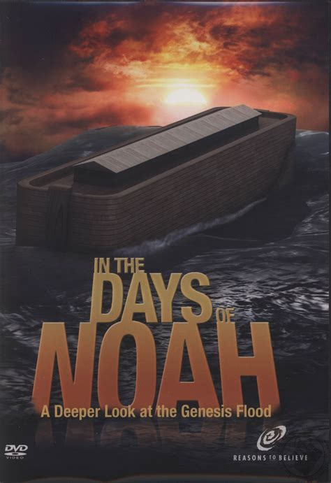days  noah  deeper    genesis flood