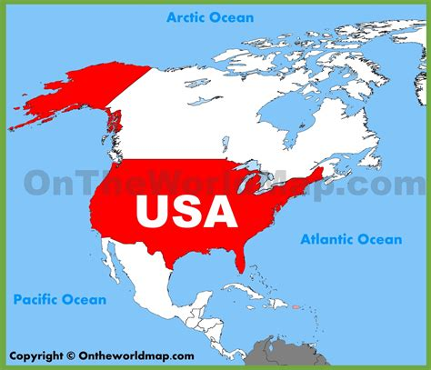 usa on world map mi pictures posters news and on your