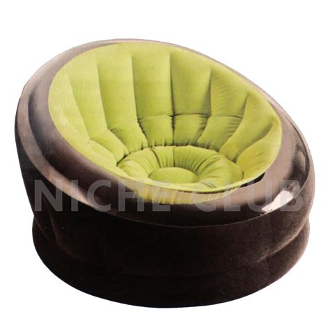 inflatable armchair inflatable cing chair myideasbedroom com