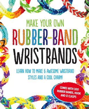 artband    rubber band wristbands scholastic kids club