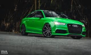 Audi Custom Colors Werks Garage Viper Green Audi S3viper Green Audi
