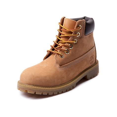 timberland boots journeys tween timberland 6 classic boot wheat at journeys shoes