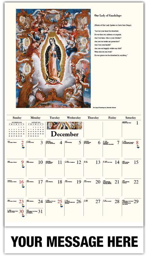 Catholic Calendar Catholic Wall Calendar 65 162 Fundraising And Business