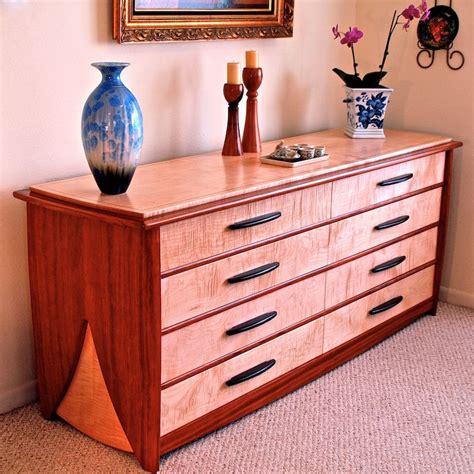Handmade Dresser - custom handmade high end eight drawer dresser