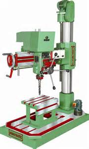 Manufacturer Of Radial Drilling Machines Radial Drilling