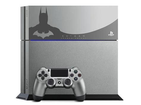 sony playstation 4 batman arkham playstation 4 limited edition batman arkham 500gb