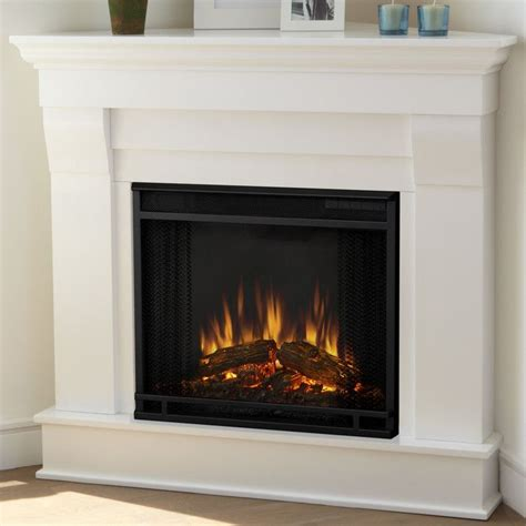 electric fireplace outlet 1000 ideas about corner fireplace mantels on
