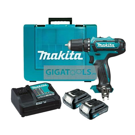Bor Charger Makita Df331dwye makita df331dwye cordless driver drill 3 8 max12v cxt kit set lazada ph